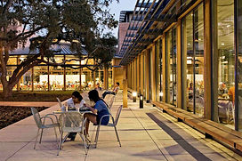 Rice University - McMurtry Duncan Commons