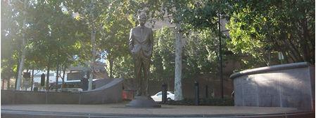 George Bush Monument