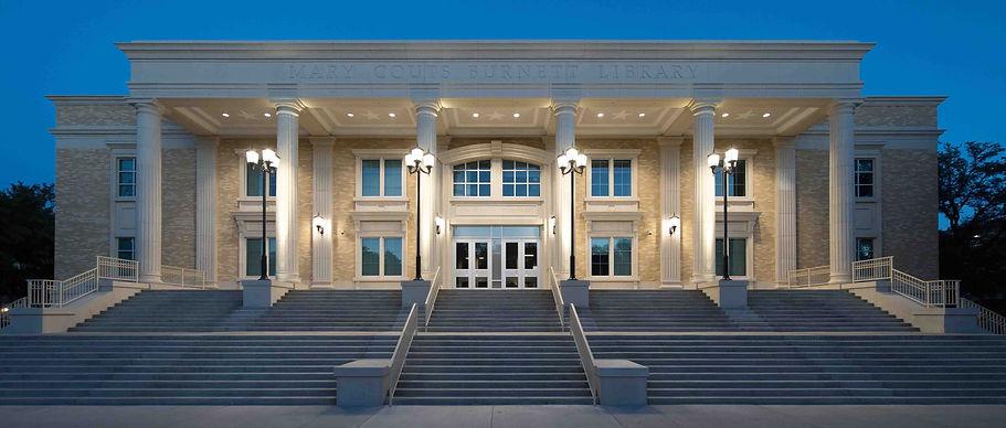 Texas Christian University - Mary Couts Burnett Library