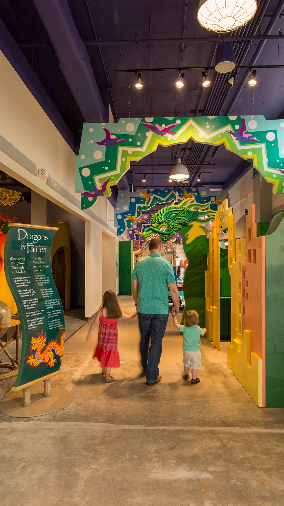 fort bend children s discovery center linbeck