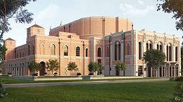 Rice University's new Brockman Hall for Opera