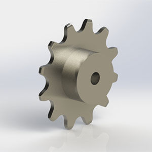 Hålbultkedjehjul