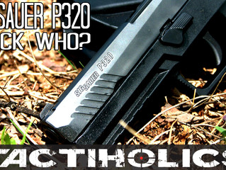 The Striker Fired Sig P320: Glock Who?