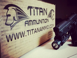 Titan 9mm Ammunition | Great Bang, Less Buck