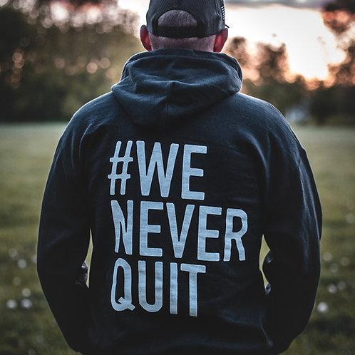 We Never Quit Hoodie
