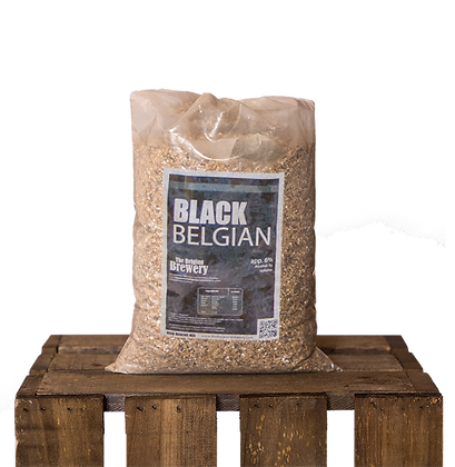 Blend Black Belgian Cereal Beer 5l