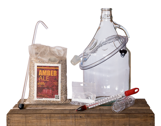Amber Beer - Home Made Beer Kit 5l