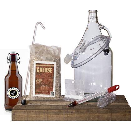 PACK Kit beer 5l & bottles - GUEUSE