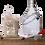 Thumbnail: PACK Kit double beer 2x5l & bottles - WHITE-IPA Amber