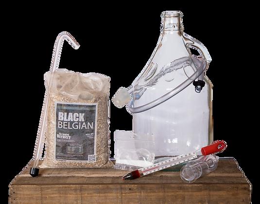 Black Belgian Beer - Home Made Beer Kit 5l