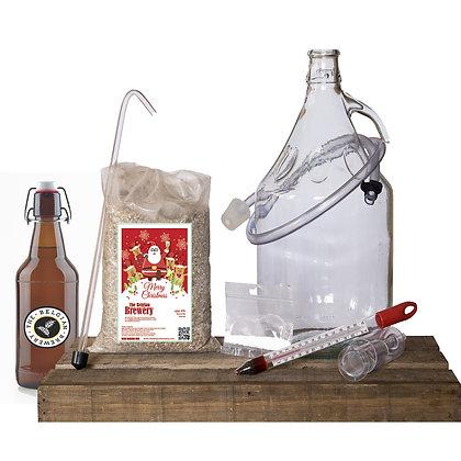 PACK Kit beer 5l & bottles - CHRISTMAS