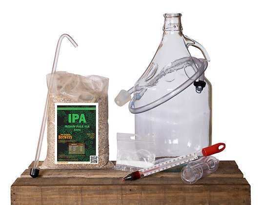 IPA Amber Beer - Home Made Beer Kit 5l