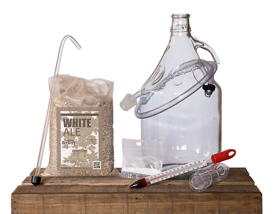 White Beer - Home Made Beer Kit 5l
