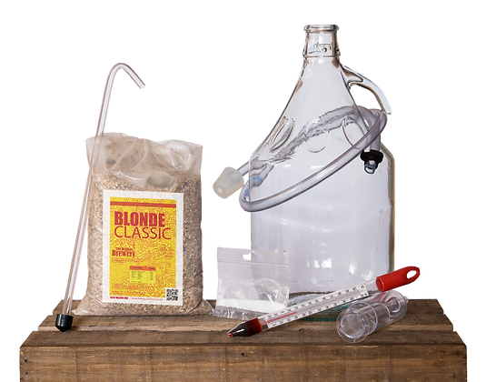 Blonde Beer - Home Made Beer Kit 5l