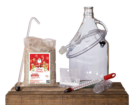 Christmas Belgian - Home made Beer Kit 5l