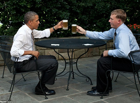 Beer of The Month: Obama's Honey Ale
