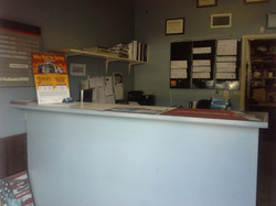 Service Manger Office