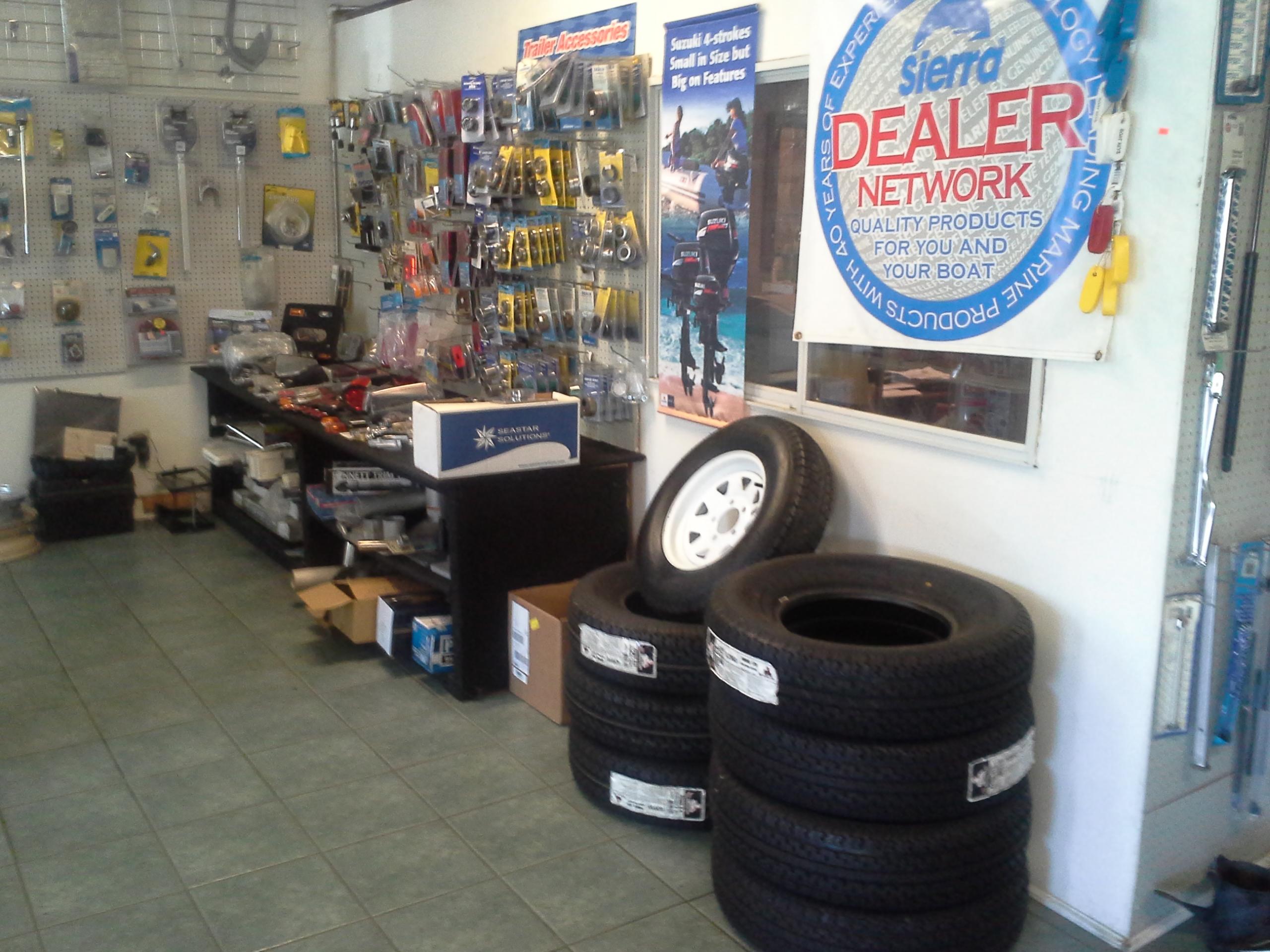 Trailer Tires & Parts