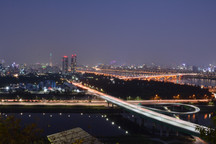 Seoul Long Exposure