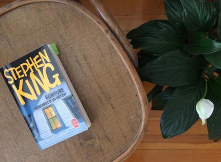 Écriture, mémoires d'un métier, Stephen King