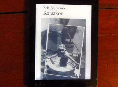 Korsakov, Eric Fottorino