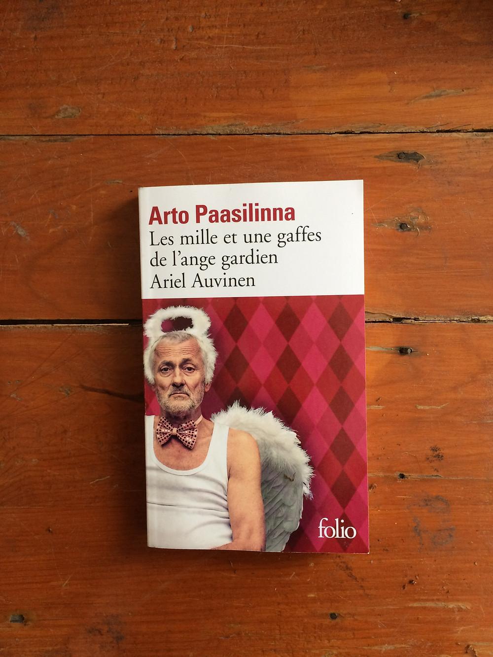 Photo : Les mille et une gaffes de l'ange gardien Ariel Auvinen, Arto Paasilinna