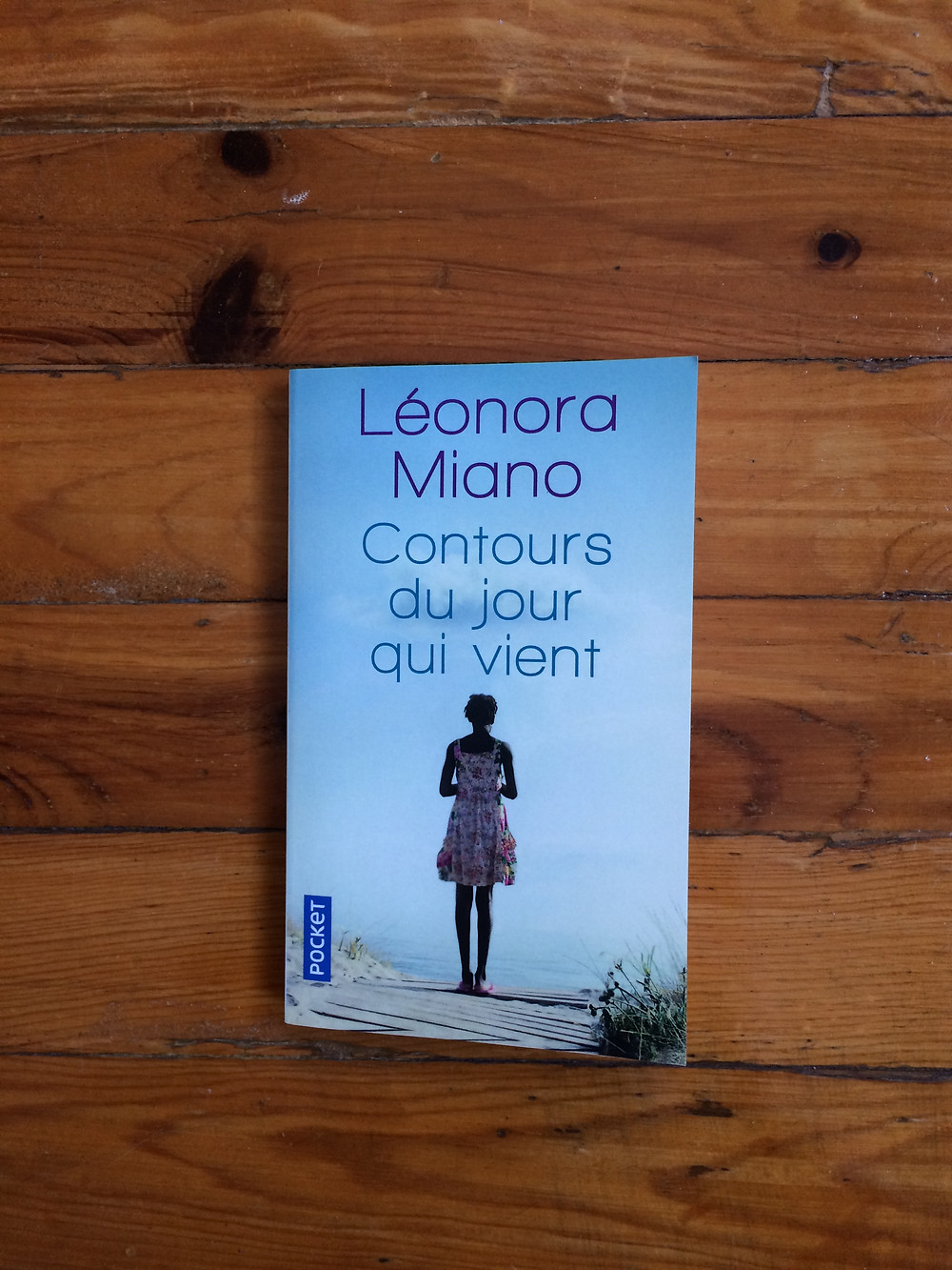 """Photo """"Contours du jour qui vient"""" de Léonora Miano (1)"""