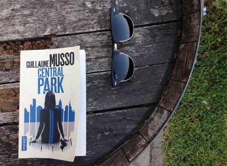 Central park, Guillaume Musso