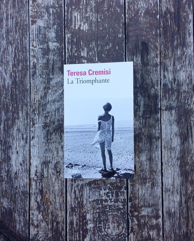 Photo du livre La triomphante de Teresa Cremisi (1)