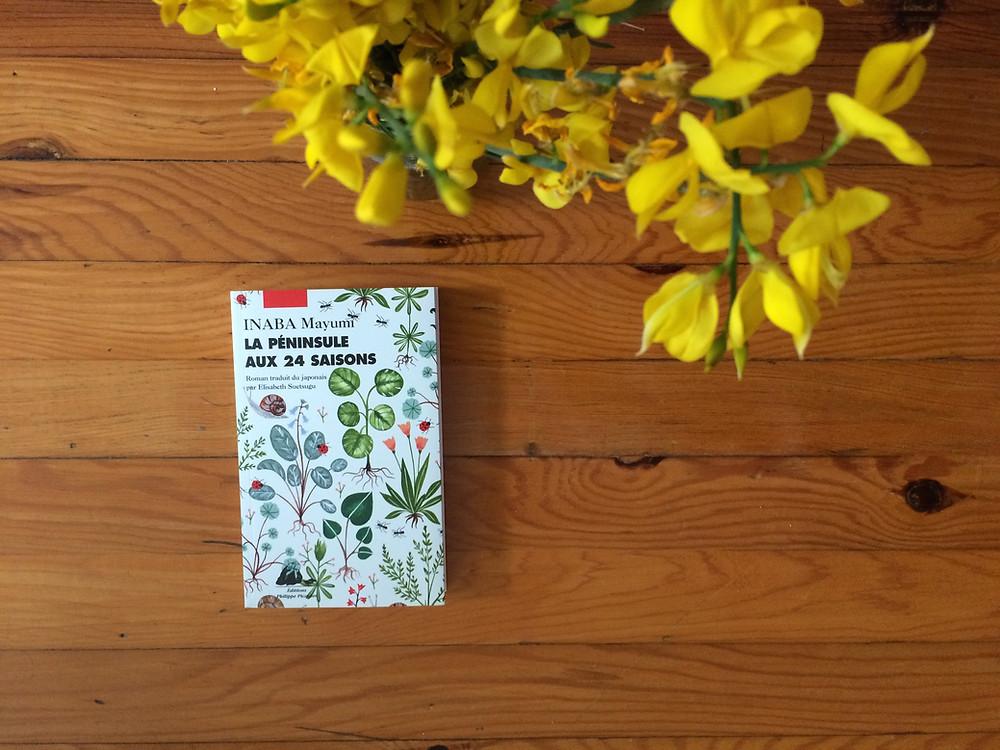 """Photo du livre """"La péninsule aux 24 saisons"""" de Mayumi Inaba (2)"""