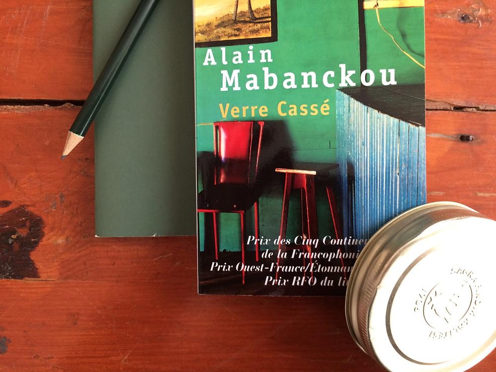 Photo : Verre Cassé, Alain Mabanckou