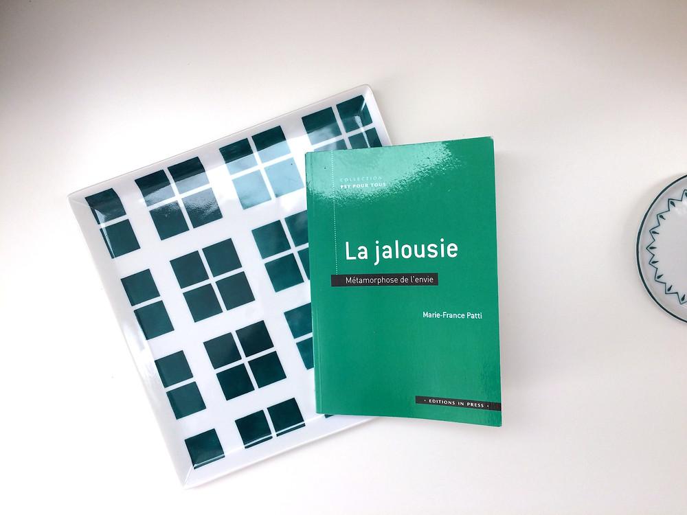 """Photo du livre """"La jalousie"""" de M.-F. Patti (2)"""