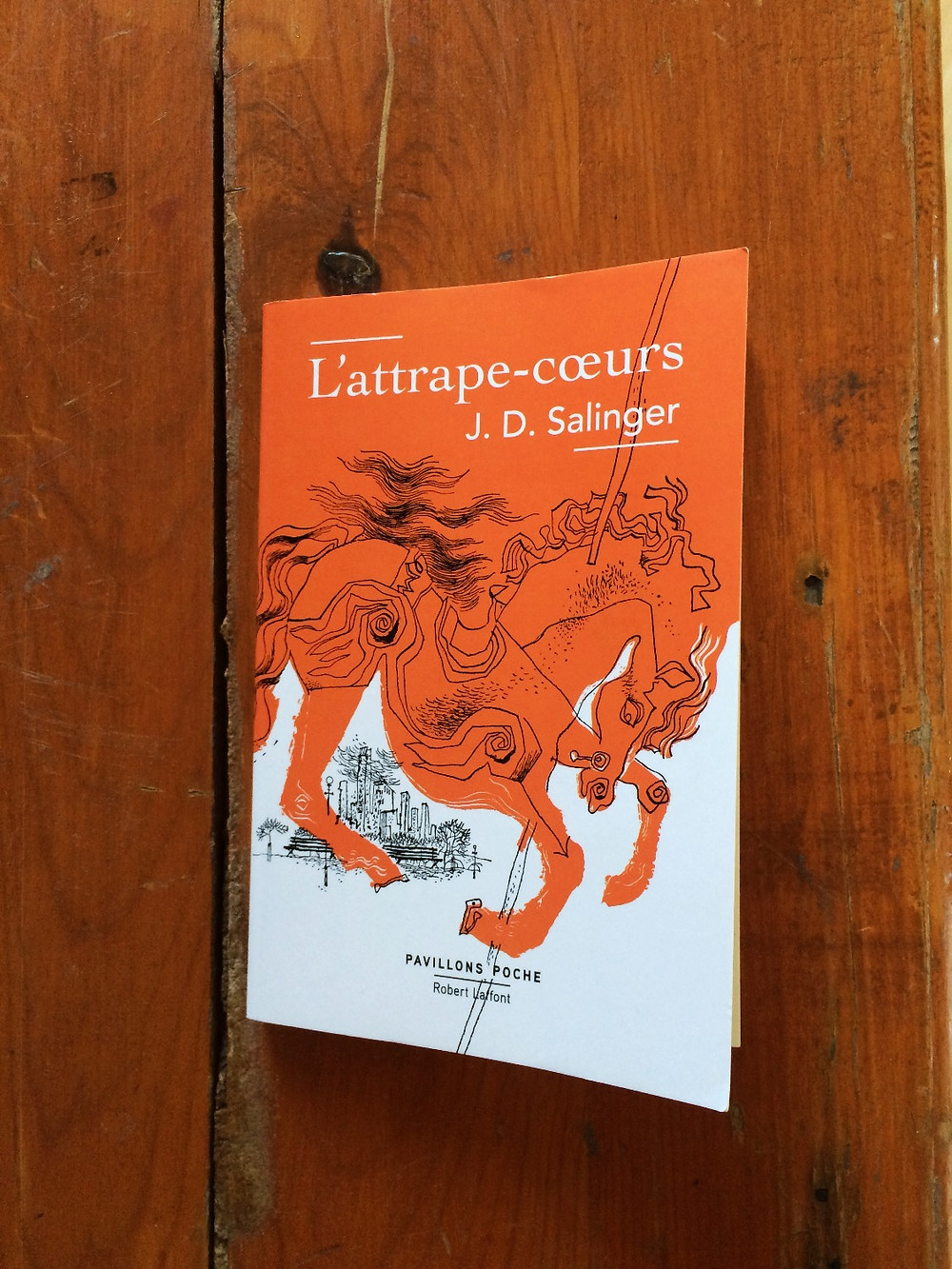 Photo : L'attrape-coeurs, J.D.Salinger