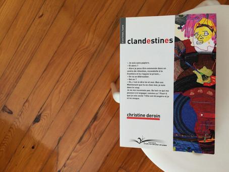 Clandestines, Christine Deroin