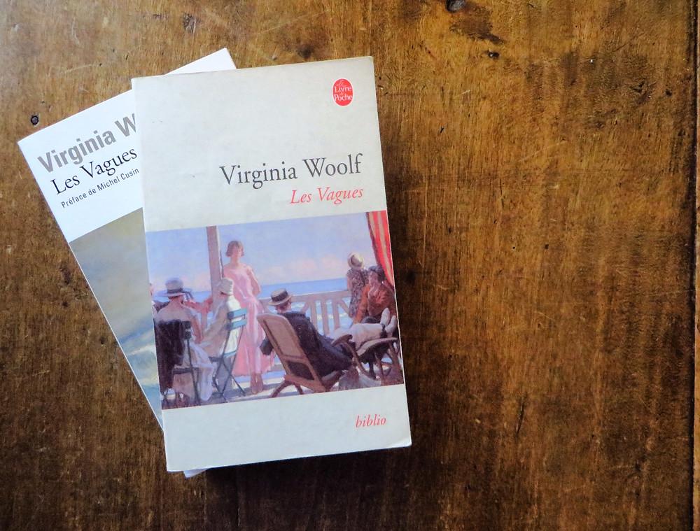 Photo : Les vagues, Virginia Woolf