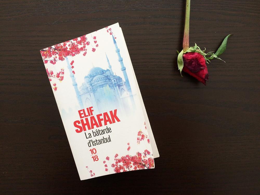 "Photo du livre ""La bâtarde d'Istanbul"" d'Elif Shafak (2)"