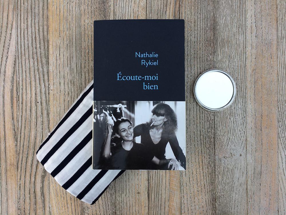 Photo du livre Ecoute-moi bien de Nathalie Rykiel (2)