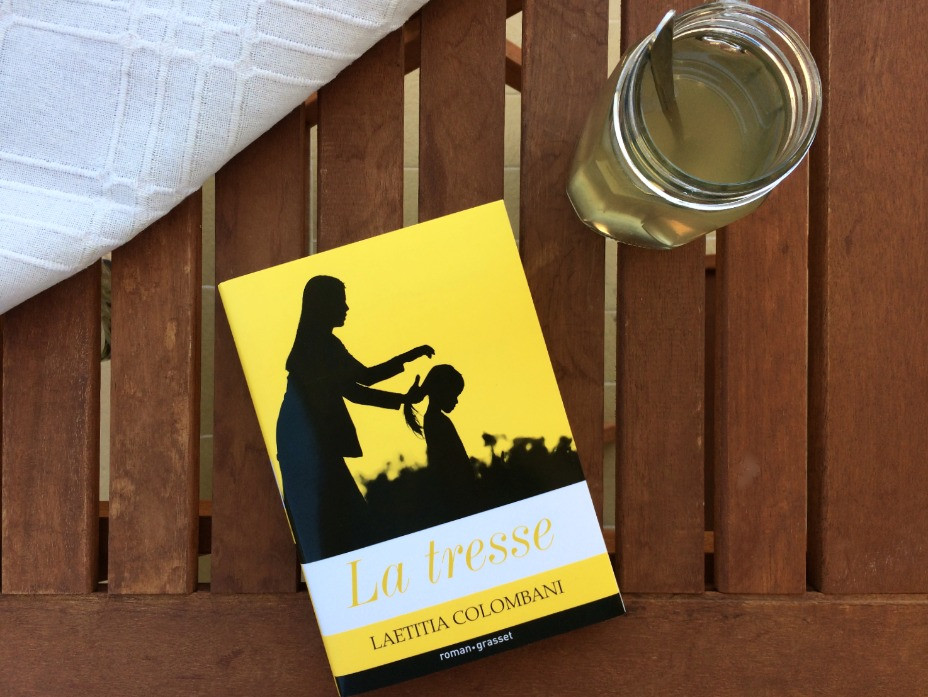 "Photo du livre ""La tresse"" de Laetitia Colombani (2)"