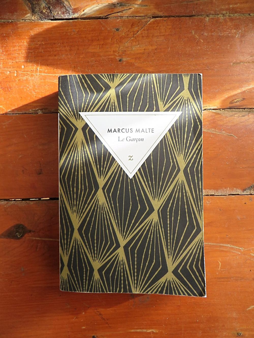 Photo : Le Garçon, Marcus Malte