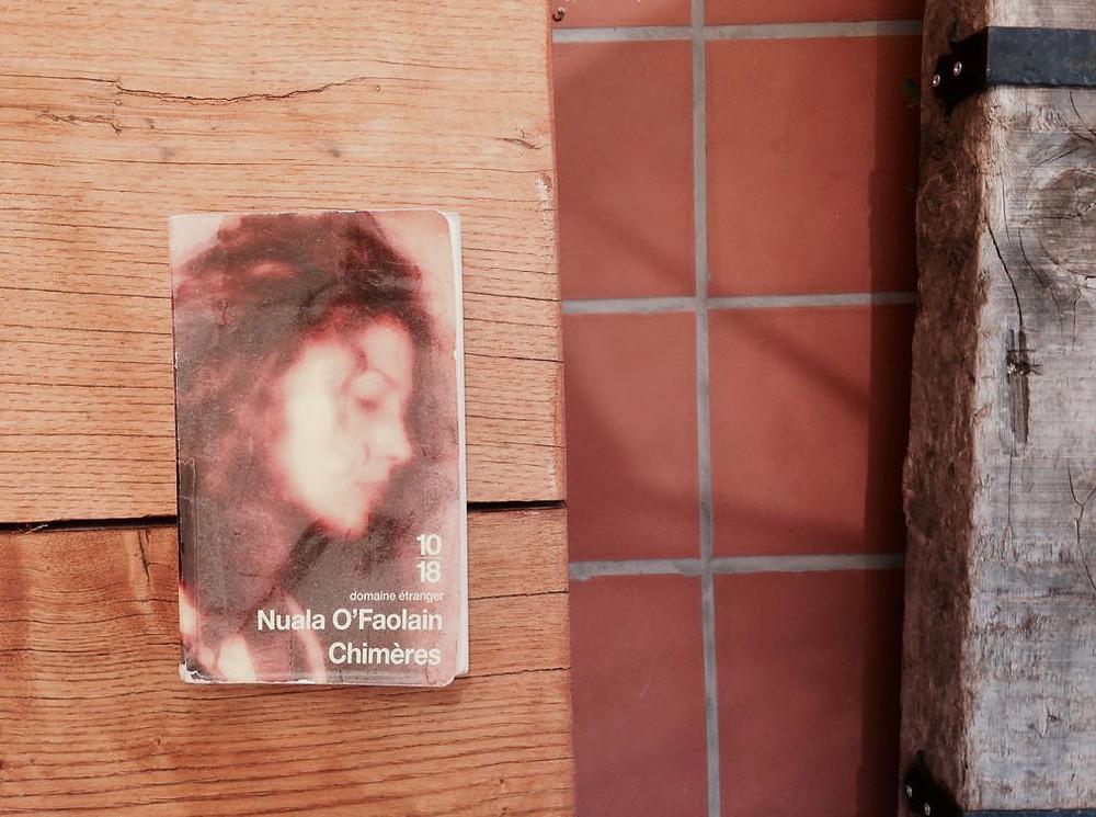 """Photo du livre """"Chimères"""" de Nuala O'Faolain (2)"""