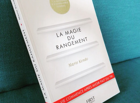 La magie du rangement, Marie Kondo