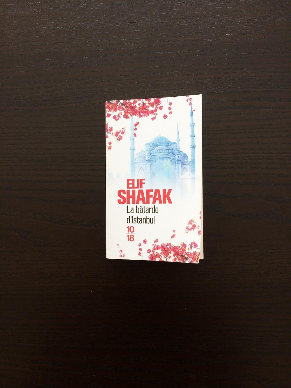 "Photo du livre ""La bâtarde d'Istanbul"" d'Elif Shafak (1)"