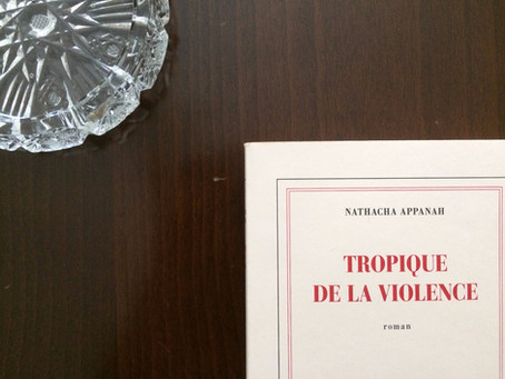 Tropique de la violence, Natacha Appanah