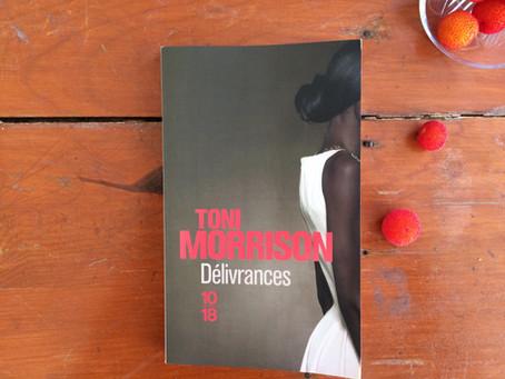 Délivrances, Toni Morrison