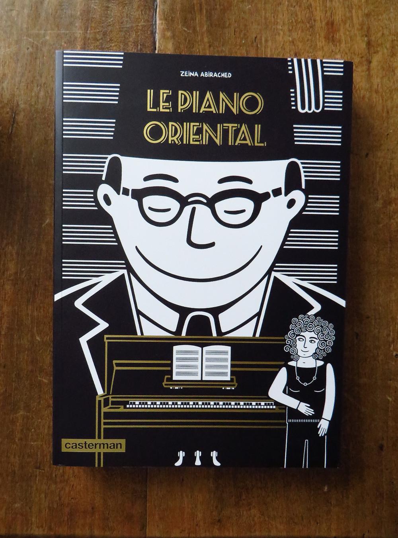 Photo Le Piano Oriental, Zeina Abirached