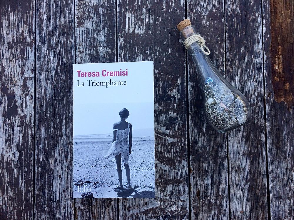 Photo du livre La triomphante de Teresa Cremisi (2)