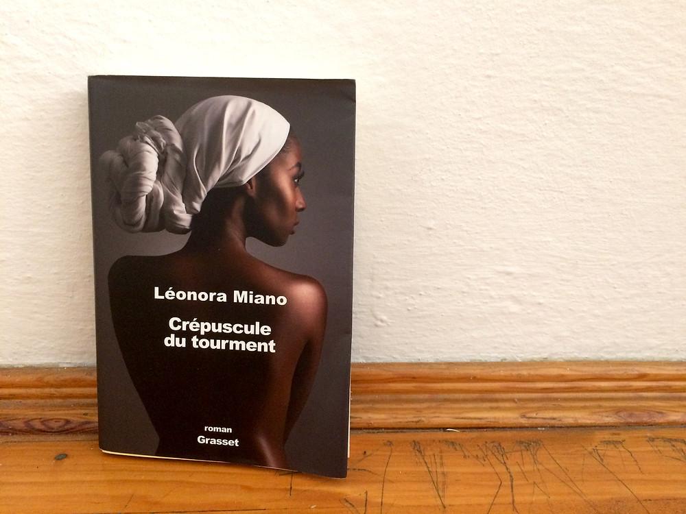 """Photo du livre """"Crépuscule du tourment"""" de Léonora Miano (2)"""