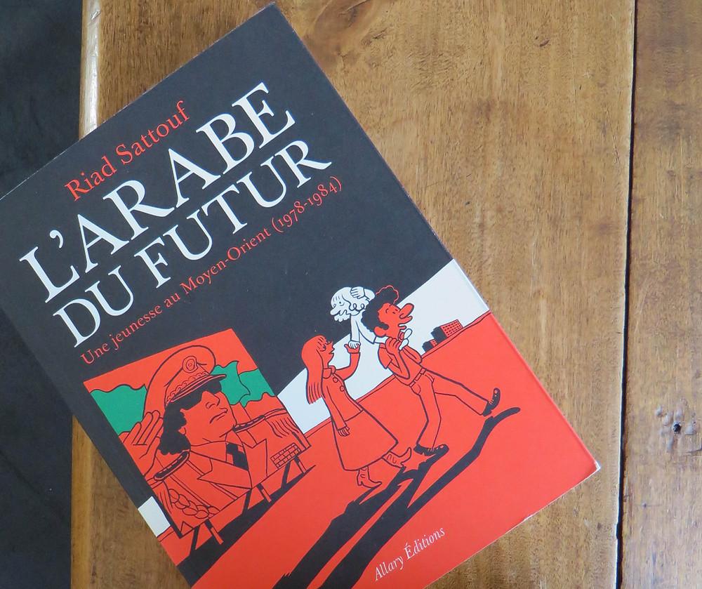 L'arabe du futur, Riad Sattouf, Allary Editions