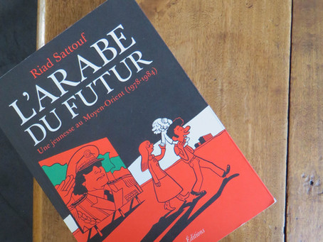 L'arabe du futur, Riad Sattouf