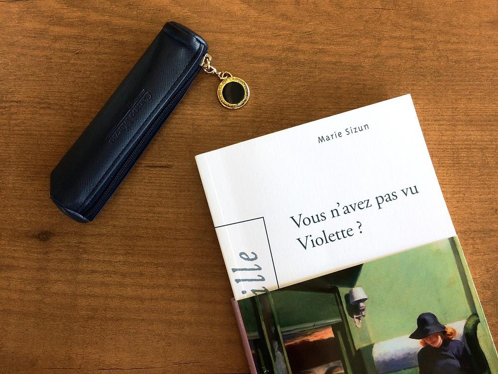 Photo de Vous n'avez pas vu Violette ? de Marie Sizun (2)
